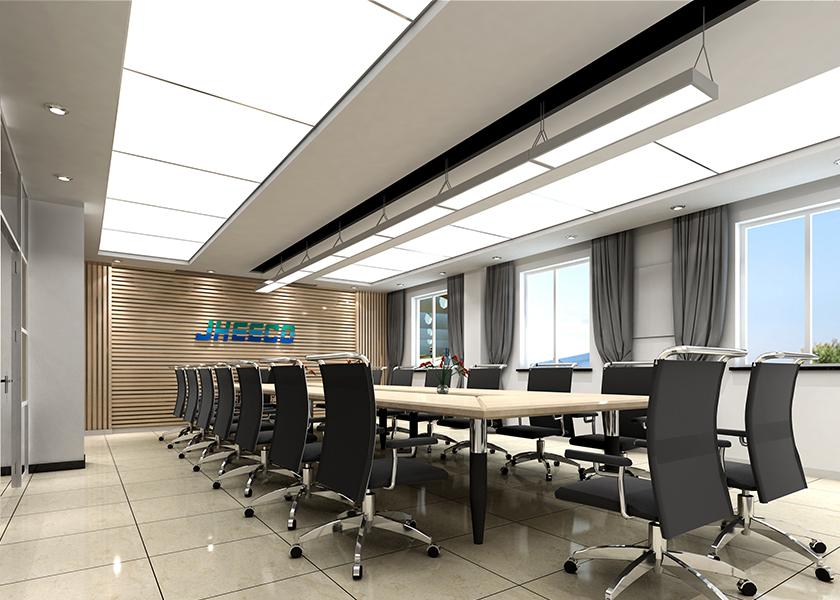 锦州汉拿电机有限公司二层会议室
